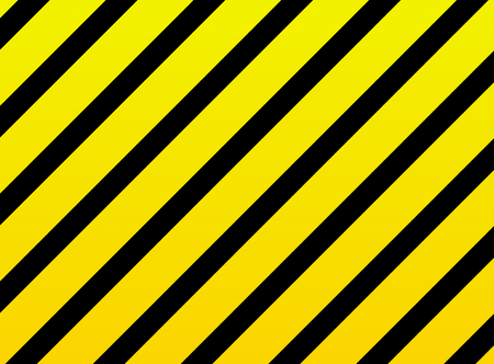 Background texture - Yellow and black diagonal stripes