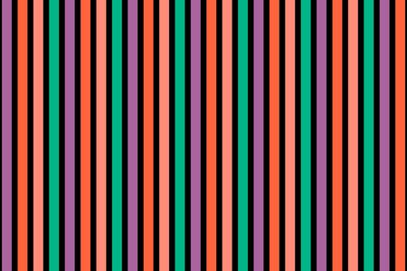 Striped background texture with purple red orange green black colors Imagens