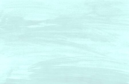 Hand painted brush texture with light blue color