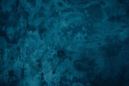 Dirty dark blue background texture