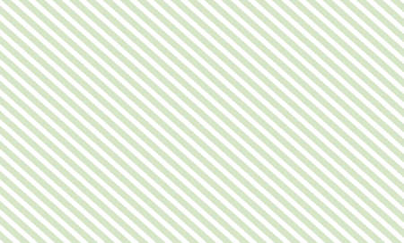Background template: Diagonal light green and white stripes