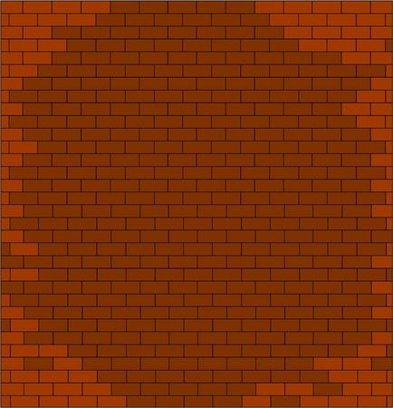 bricks Stock Vector - 10010338