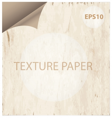 paper curl: texture paper curl vitage style background isolated