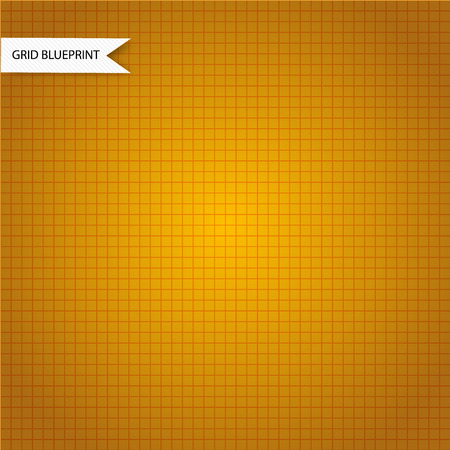 millimeter: Graphic millimeter paper blueprint. Seamless vector isolated