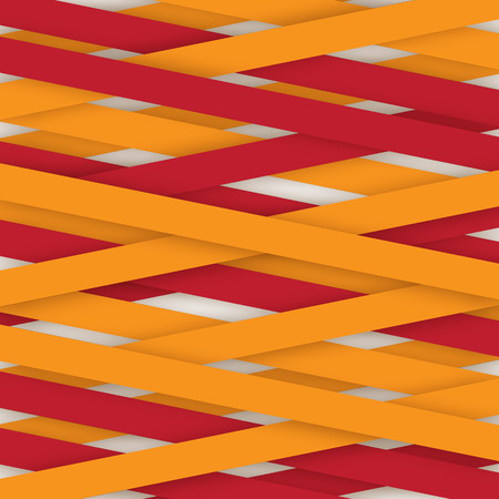 Abstract papers lines Illustration