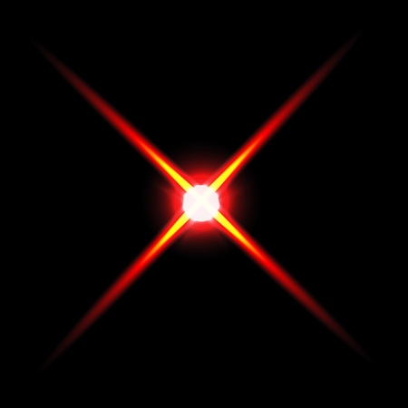 Abstract optical lens flare glare lights super high resolution. Lighting effects of flash. Illustration