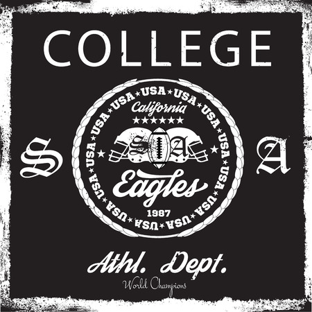 apparel: Vector Graphics and typography t-shirt design for apparel.