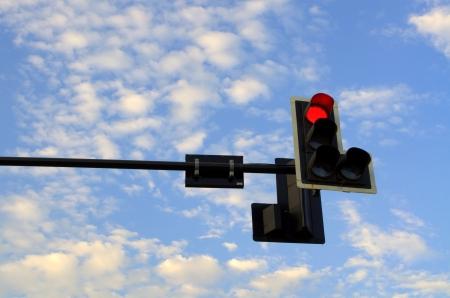 traffic signal: Des feux de circulation Banque d'images