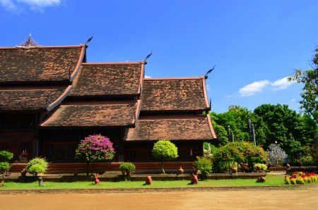 Wat Lokmolee Chiang Mai photo