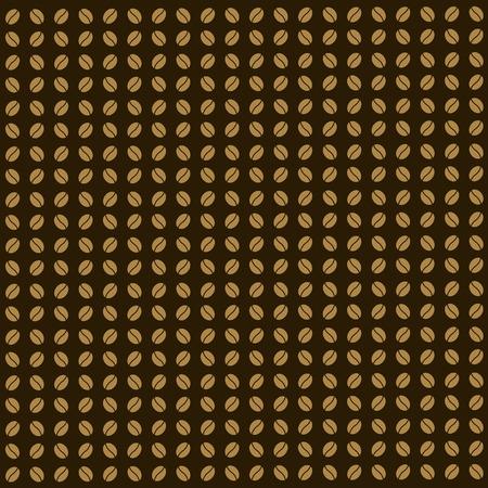 koffiebonen vector