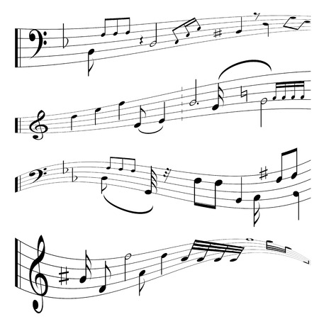 musical note Illustration