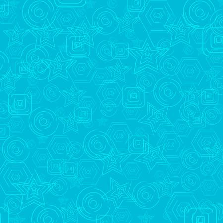 azure: azure pattern background Illustration