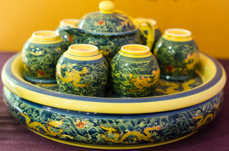 chinese tea cup: Chinese tea cup