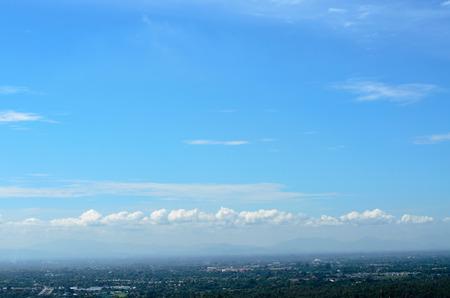 cityscape and sky photo