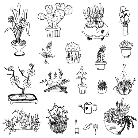 Flower Vase Drawing Royalty Free Cliparts Vectors And Stock