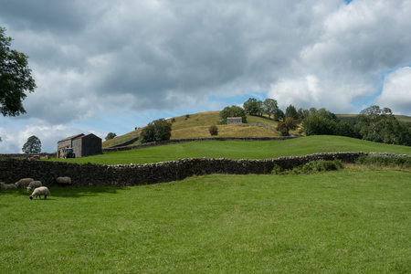 Farmland of the Yorkshire Dales