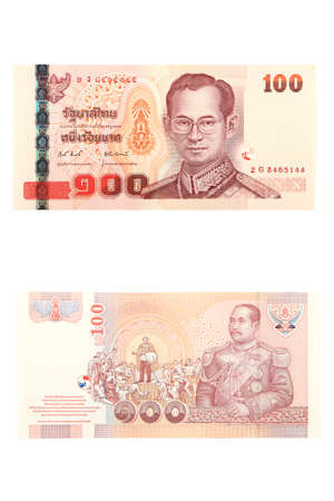 Thai banknote photo