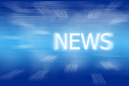 News message symbol on zoom movement Stock Photo - 12911870