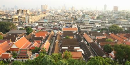 city living: Near religion and far city living top scene.
