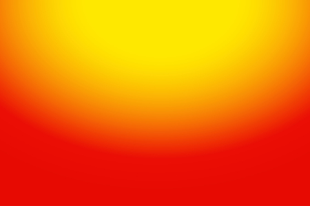 Colorful Abstract Yellow to Orange Gradient Background for your 