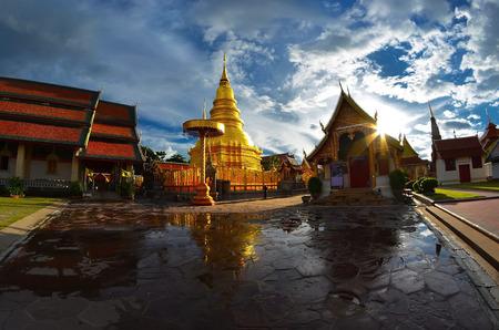 Wat Phra Sing, Chiang Mai, Thailand