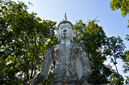 blissfull: Ancient Head Buddha statue
