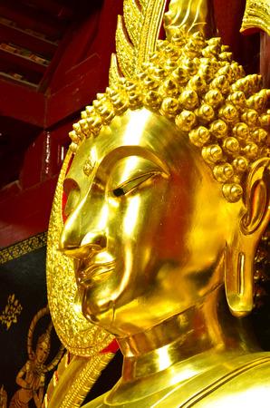 Buddha statue, Thai style.
