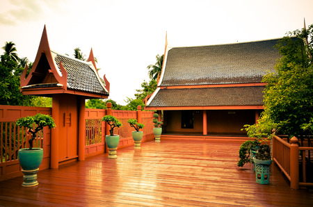 house with style: Thai style house