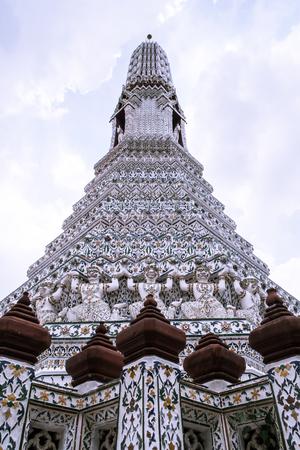 past civilizations: White Pagoda