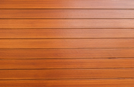 An exterior wall surface of horizontal wooden planks painted photo