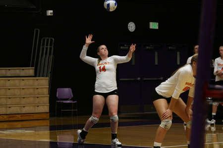 Idaho State university volleyball at the University of Portland  2012 season  West Coast Conference