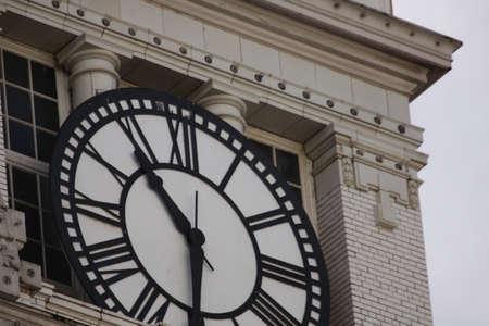 Clock Stock fotó - 17529391