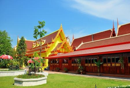 ang thong: Wat Chaiyo Worawihan Ang Thong Province