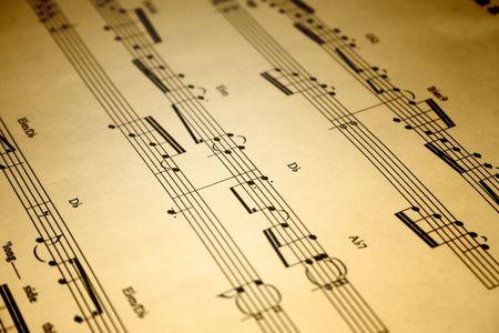 sheet music: Sheet Music