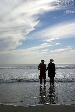 Beach Romance Stock Photo - 223945
