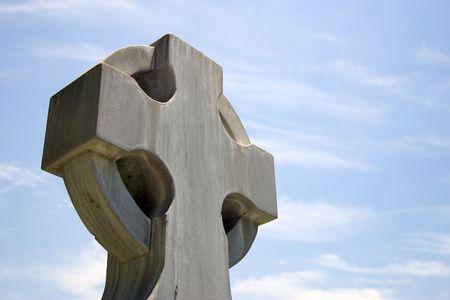 Croce celtica Archivio Fotografico - 234629