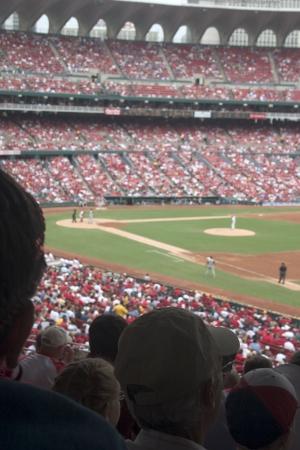 field event: Baseball Game
