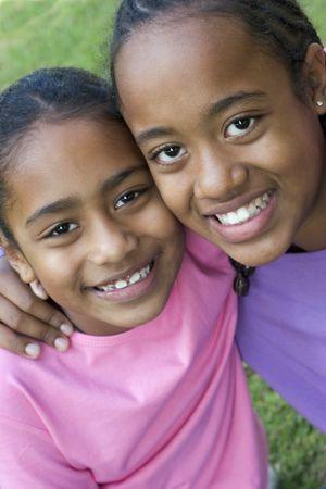 Happy Sisters Stock Photo - 270388