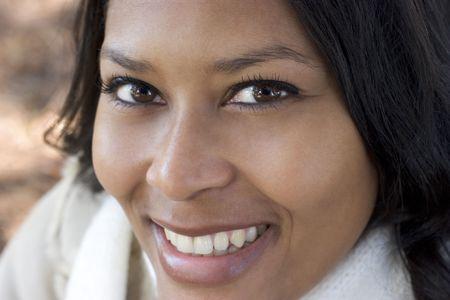 Smiling Woman photo