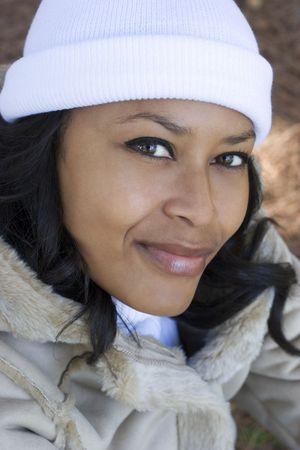 Winter Woman photo