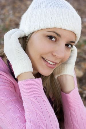 Winter Girl photo