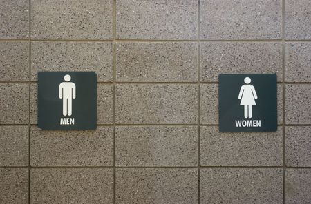 Restrooms Stock Photo - 339610