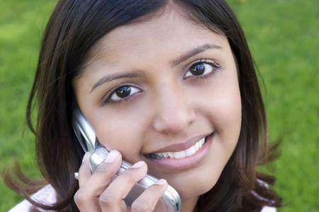 Phone Woman Stock Photo - 339563