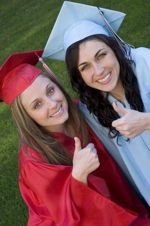 Graduating Friends photo