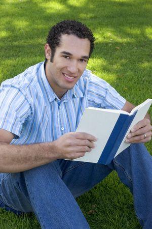 Student Reading Stock Photo - 352663
