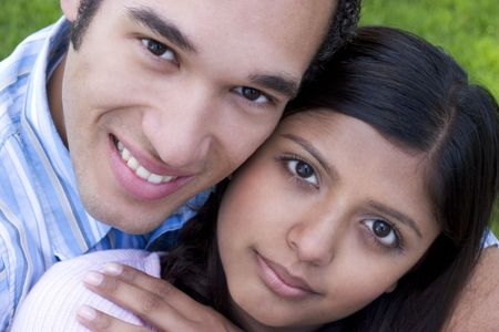 Smiling Couple Stock Photo - 352654