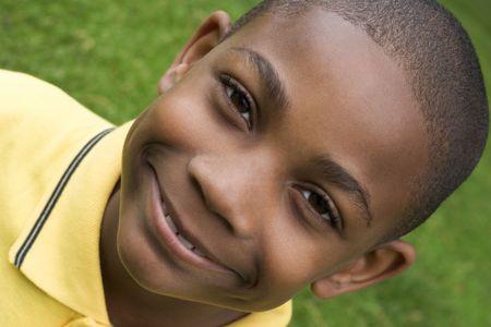 Happy Boy Stock Photo - 408250
