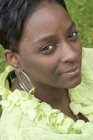 African American Woman Stock Photo - 409973