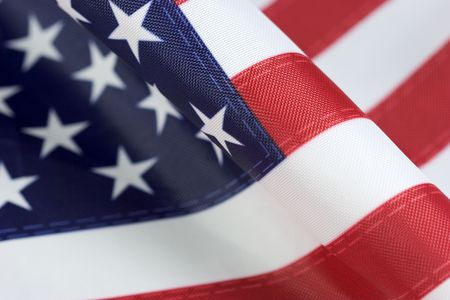 American Flag Stock Photo - 409968