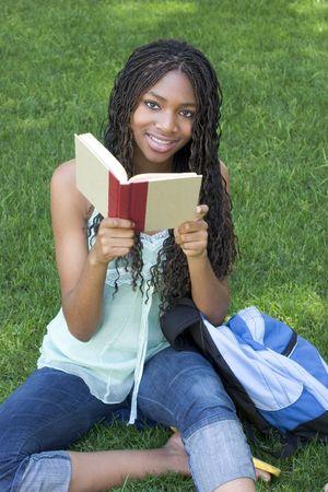 Student Reading Stock Photo - 418022